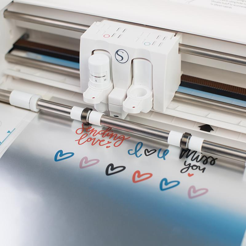 Printable Glow in the Dark Heat transfer paper for Inkjet Print Dark TShirt 10Sh